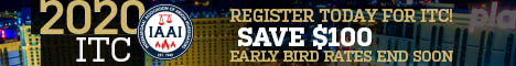 2020 ITC - Register Today for ITC! Save $100 Early bird rates end soon