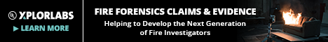 ULxplorlabs - Learn More - Fire Forensics Claims & Evidence - Helping to Develop the Next Generation of Fire Investigators